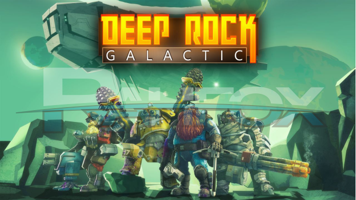 Deep Rock Galactic UPDATE 22 (v25.02.2019) + Crack Online