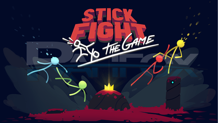 Stick Fight The Game v15.04.2019 + Online Steam