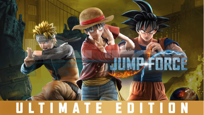 Jump Force Ultimate Edition ElAmigos + Update 1.01