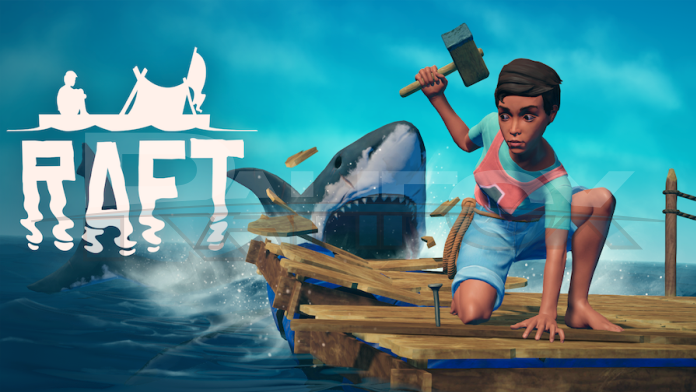 Raft Update 11 + Online Steam V2 2020