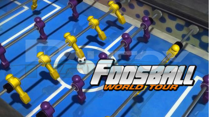 Foosball World Tour + Online Steam