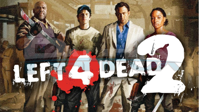 Left 4 Dead 2 v2.1.5.3 + Online Steam