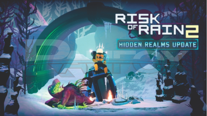 Risk Of Rain 2 Hidden Realms + Online Steam V2